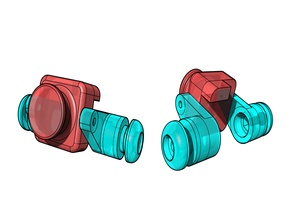 Sköll V2 Micro Cam Mounts