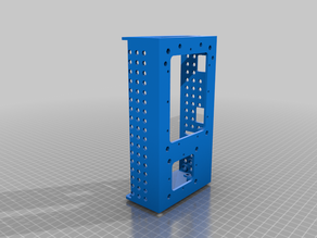 Ender 3 electronic box, MKS GEN-L + mosfet board