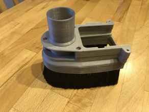 CNC Milling Dust Shoe