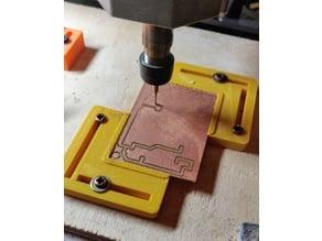 PCB CNC Holder
