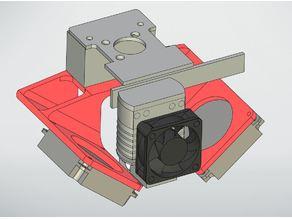 fan bracket for UNI 3D