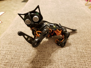 OpenCat Nybble DIY