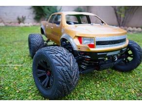 Ford Raptor Body