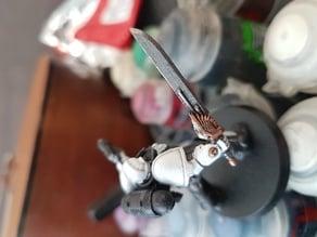 Raven power sword