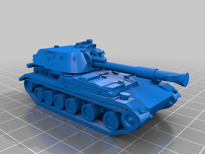 2S3 Accacia - for micro armour