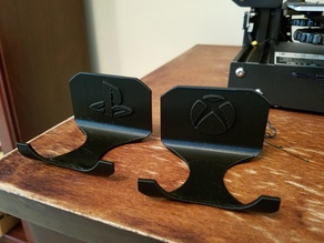 Super Simple Universal Controller Wall Mount with Logo