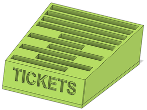 Tickets holder / Support Tickets