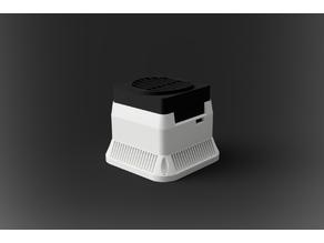 Micro PTC Heater Case for Printer Enclosures