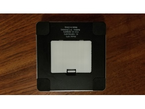 iSmartAlarm Keypad Battery Cover