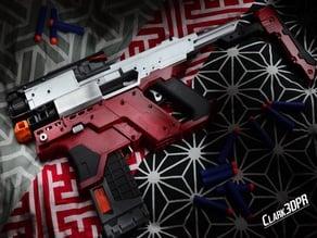 Cyberpunk 2077 Kang Tao Nerf Blaster