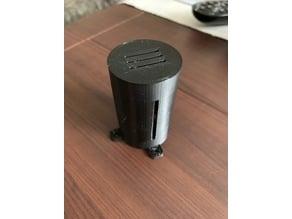 USB-Einbaudose-Abdeckung Pössl Summit 640