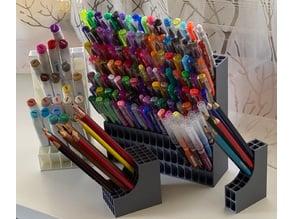 The Ultimate Pen Cubby (parametric)