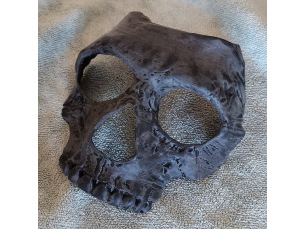 Ghost Mask From Modern Warfare 2019 By Artmediocre Thingiverse