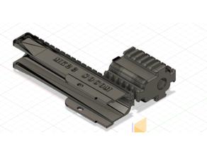 Mini carbine kit for MK23 (Split)