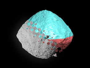 101955 Bennu - very hires model - last data shared by Nasa