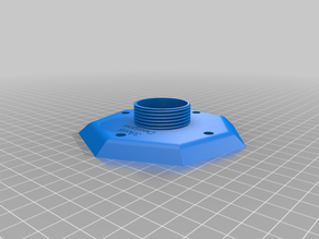 ThrustMaster Joystick Stand