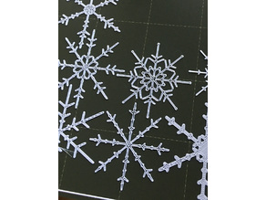 Simple Snowflake Generator