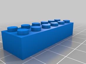 My Customized LEGO-Compatible Brick