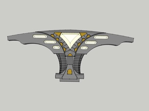 Stargate Universe Gate Chevron