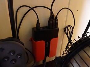 USB Multiport Charger Wall Holder V2