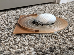 Practice Putting Cup