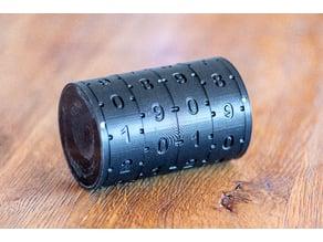 Numeric Combination Lock Box