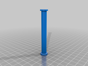 Thinner rod for solder wire stand.