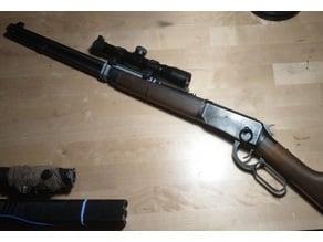 (Airsoft) Picatinny scope mount for Umarex Cowboy Legends