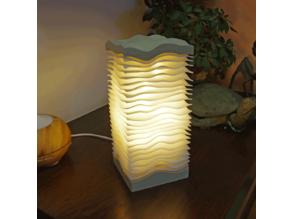 Wave lamp Top