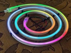 Spiral Neon Neopixel
