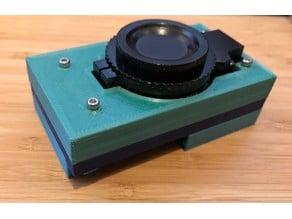 HQ Camera Pi Zero case