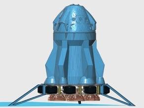Martian MAV Printable