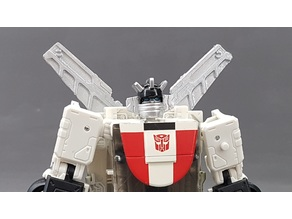 Wings for Earthrise Wheeljack