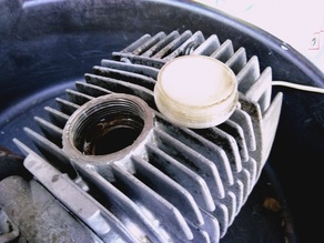 MBK Bouchon Cylindre echappement /   Exhaust cylinder cap