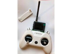 BetaFPV Little Pilot Monitor mount