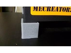 Mecreator2 raiser feet