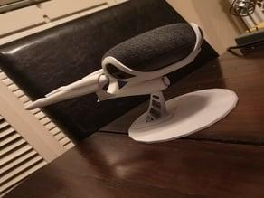 Star Trek Enterprise (Kelvin) Google Home Mini Stand
