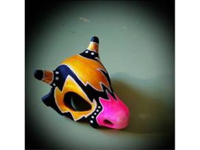 Cubone Pokemon Skull Split