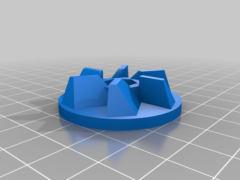 Blender Coupler Styled for Black and Decker machines
