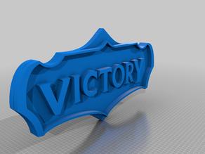 League of Legends victory symbol