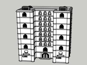 Adeptus Titanicus Building No. 16 - Intact