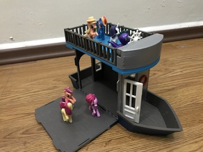 Doll Boat House