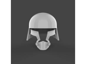 Snow Clone Troop Helmet
