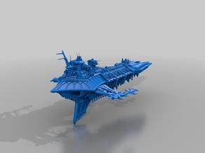 chaos bfg ship - alpha ship