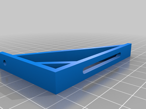 Sidewinder X1 - Filamentsensor Holder