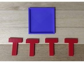 Letter T Puzzle
