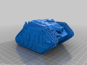 JagRuss V2 - Improved Body and Variants