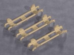 Gravitrax kompatible Schienen