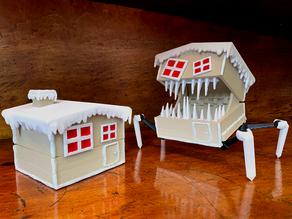 Gingerbread House Mimic