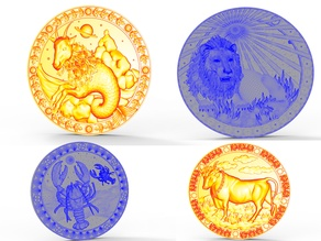 All Zodiacs for  CNC